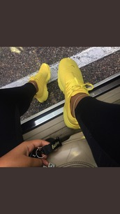 shoes,yellow nike presto,nike,nike air presto,prestos,presto,yellow prestos nike women's  s,yellow nike sneakers,yellow,yellow sneakers,nike shoes,yellow color,presto running shoe,yellow shoes,nikes,running shoes,yellownikes,yellow nike prestos