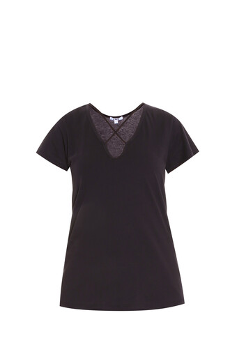 t-shirt shirt cross black top