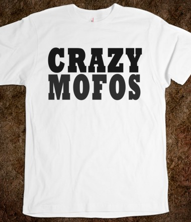 Crazy mofos one direction skreened t shirts organic for Organic custom t shirts