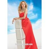 dress,bridesmaid,1stbridesmaid,red dress