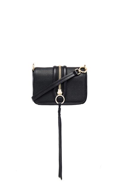 Rebecca Minkoff mini bag crossbody bag black