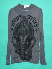 hoodies tee,indu,fashion indain,hoodie,hood,elephant,hoodies shirt,cotton,cotton shirt,t-shirt,shirt,long sleeves,unisex,indie,indian fashion,indian clothes,indian sweater,man shirt,man t-shirt,man tee,mens t-shirt,mens shirt,oriental print,100 cotton,sure,art,grey,animal,animal shirts,crew neck t shirt,crewneck hoodie,crewneck,wrinkled,wrinkled shirt,wrinkled tshirt,indian style,women,women tshirts,clothes,fashion,winter sweater,magic,tattoo,cotton gray shirt,awesome style,awesome shirt,long,long shirt,vintage,vintage shirt,90s style,80s style,vintage styl