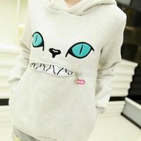 Hooded Cute Cat Fleece Sweatshirt Sweater 5 colors · Cute Kawaii · Online Store Powered by Storenvy