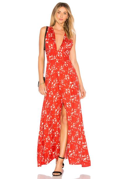 tiare hawaii dress red