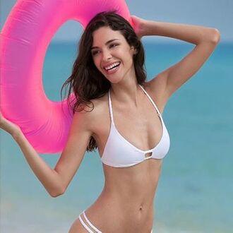 swimwear white bikini frankies bikini bandeau bandeau bikini white