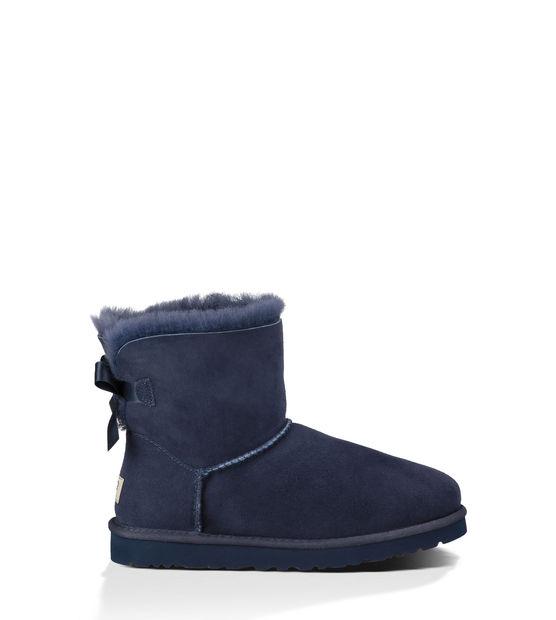 Women's mini bailey bow boot