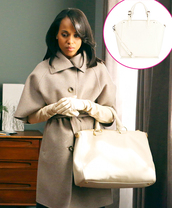 bag,olivia pope,scandal,kerry washington,coat