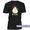 It's lit black gold unisex t-shirt - teenamycs