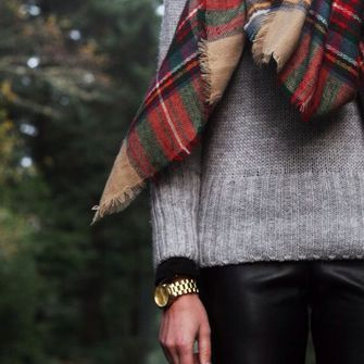 scarf fall outfits red flannel scarf winter outfits blue beige flannel tartan green warm scarf red