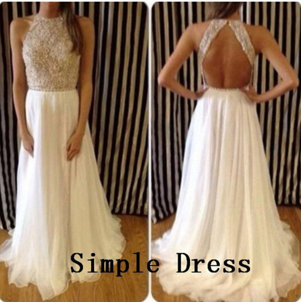 long evening dress long party dress evening dress party dress 2014 evening dress evening dress 2014 party dress 2014 party dress white dress dress