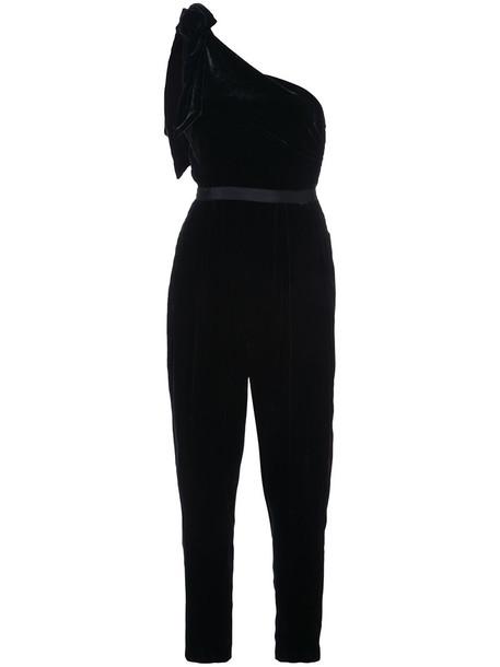 Ulla Johnson jumpsuit women black silk