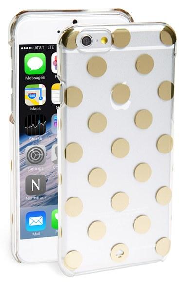 timeless design 798ea ff847 kate spade new york 'le pavilion' iPhone 6 & 6s case   Nordstrom