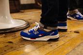shoes,new balance blue white,new balance mens