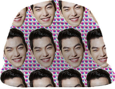 KIM WOO BIN LUVR TROUSERS                           | Print All Over Me