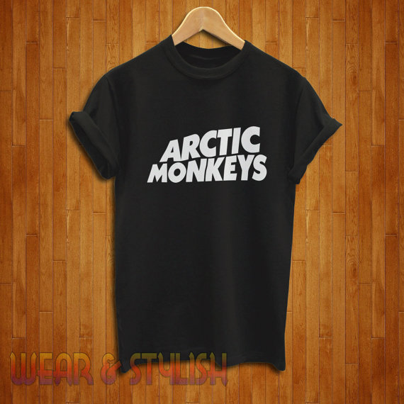 Arctic monkeys shirt arctic monkeys tshirt arctic by wearnstylish