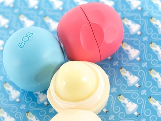 make-up eos sphere alice in wonderland vanilla eos vanilla watermelon eos watermelon print blueberry eos blueberry eos set eos