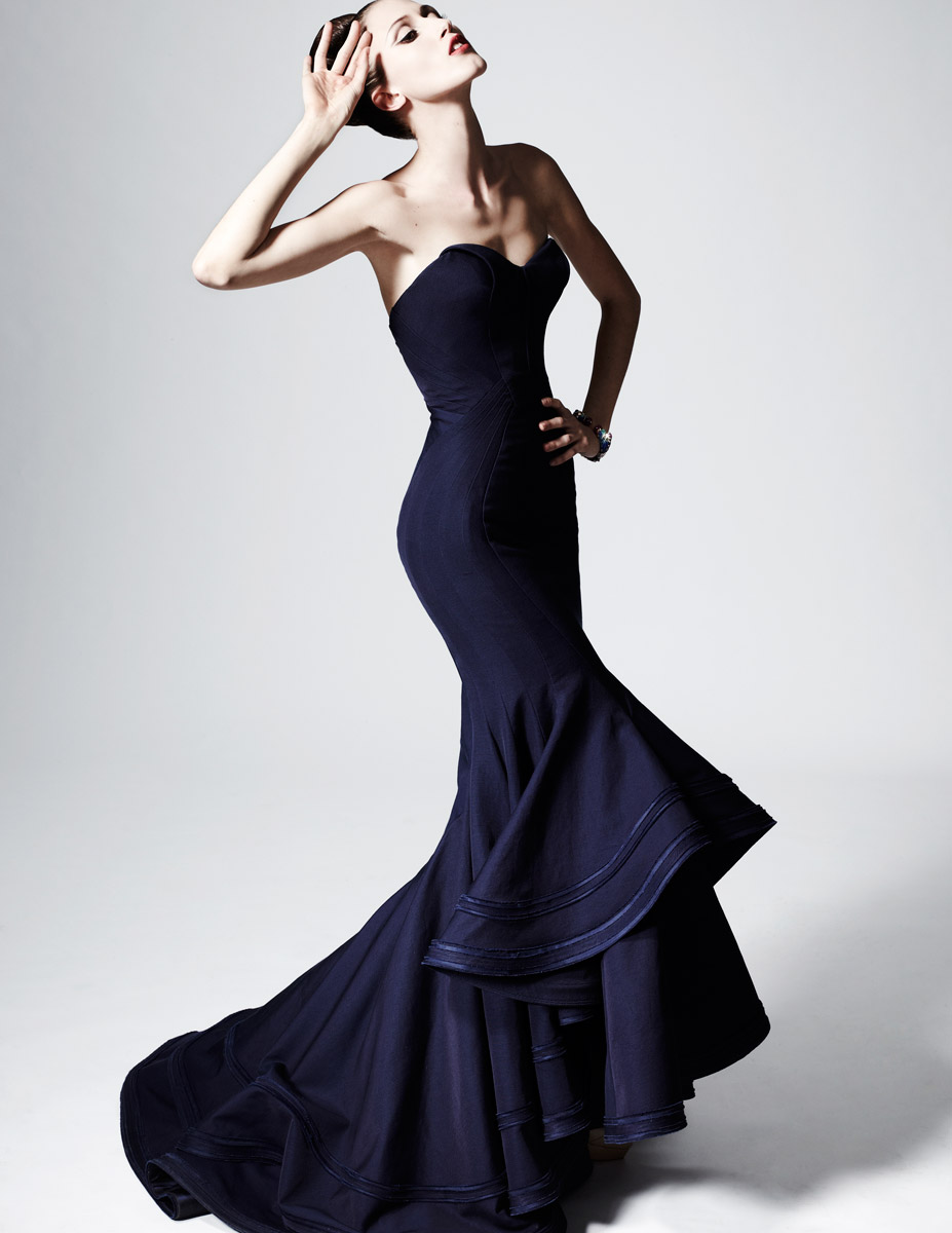Fashion Show: Zac Posen Pre-Fall 2013