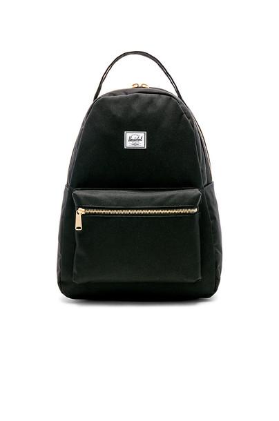 Herschel Supply Co. Nova Mid Volume Backpack in black