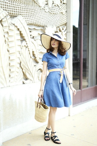 miss pandora blogger top skirt hat shoes dress jewels sunglasses bag