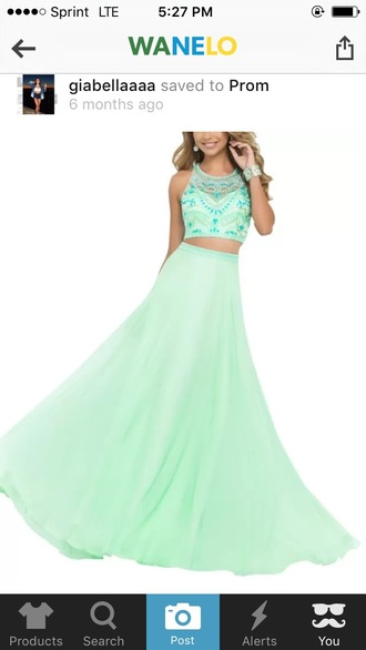 dress mint dress prom dress prom gown long prom dress green crop tops plaid skirt sequin prom dress