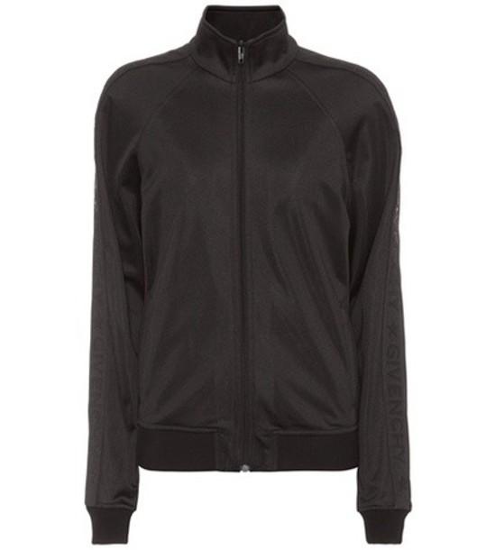 Givenchy jacket zip black