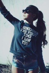 sweater,love,i remember
