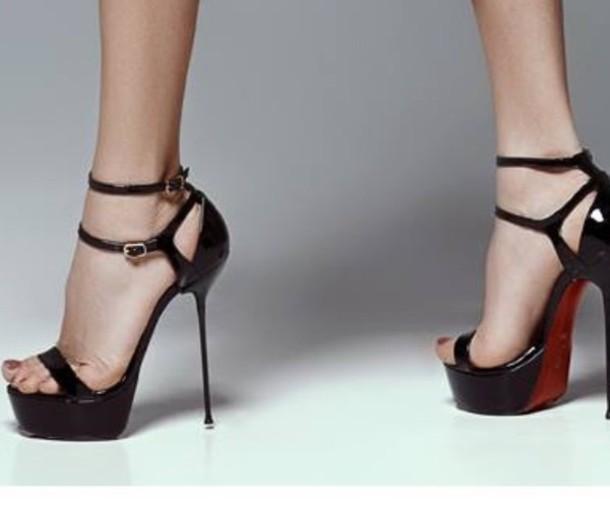 e342ea07cf2c shoes black heeles sandals black high heels sandal heels sandals high heel  sandals black heels leather