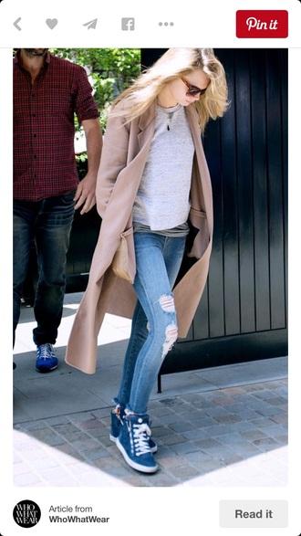 cara delevingne long coat camel coat wool coat