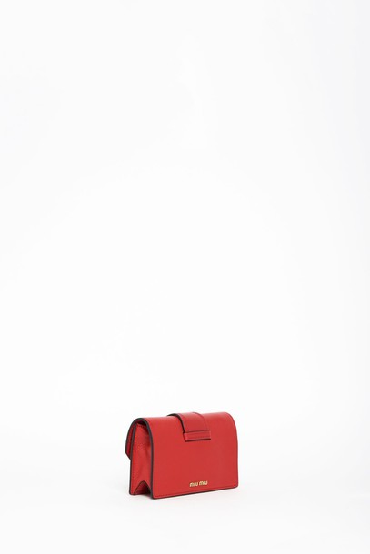 Miu Miu bag red