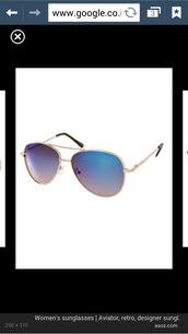 sunglasses,purple,blue,aviator sunglasses