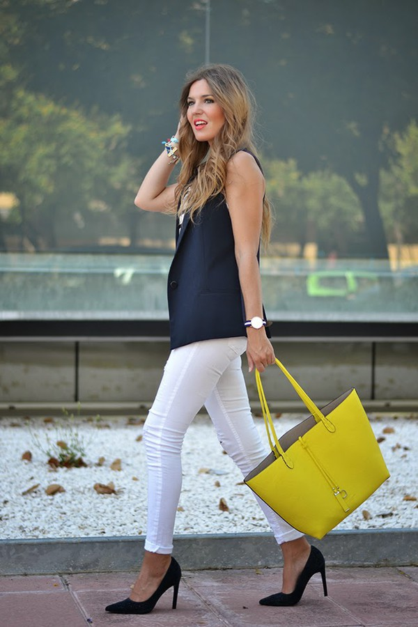 mi aventura con la moda top jeans t-shirt jewels bag shoes