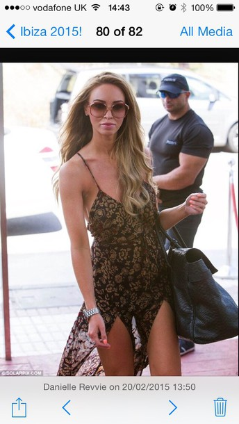 dress lauren pope