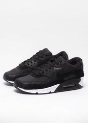 shoes,black,velvet,nike air max 90