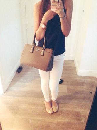 bag purse leather bag