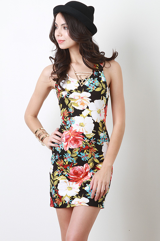 Basket Of Blooms Dress