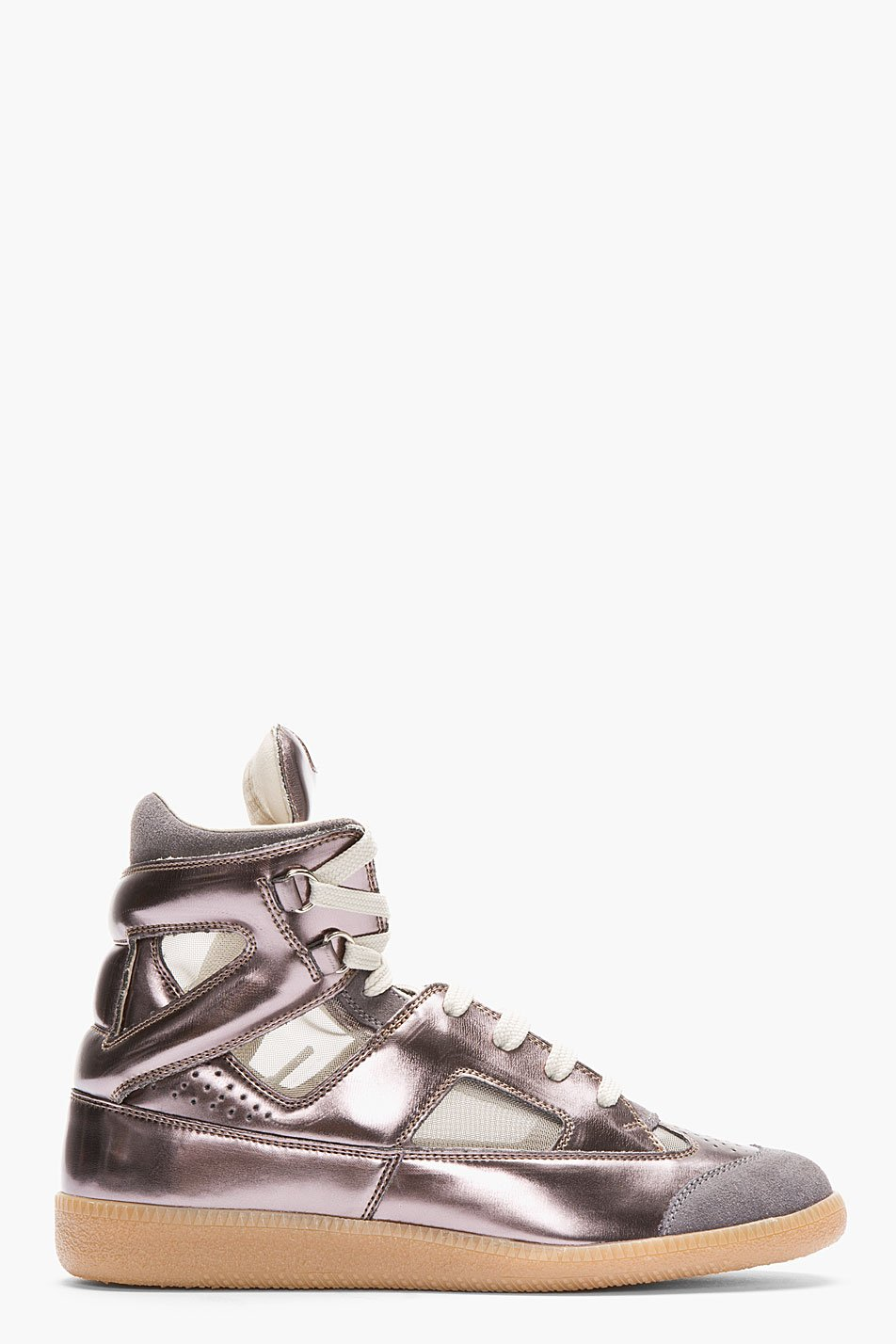 Maison martin margiela ssense exclusive pewter replica for Replica maison martin margiela