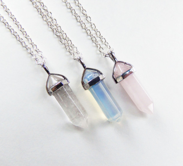 Jewels rose quartz opal opal crystal opalite crystal clear like follow aloadofball Images