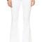 Stella mccartney the '70s flare falabella chain jeans - white