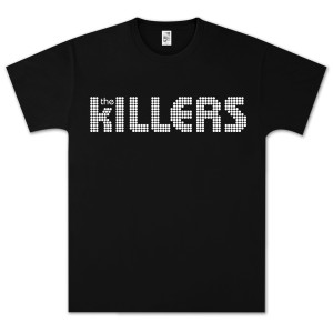 The Killers T-Shirts  | The Killers T-Shirt | Shop the The Killers Official Store