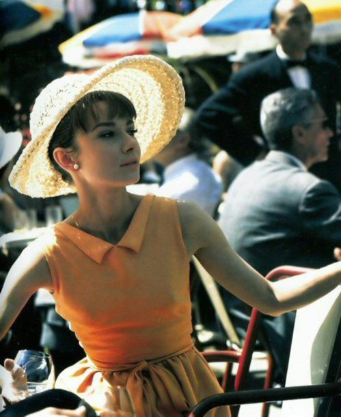 dress classic audrey hepburn