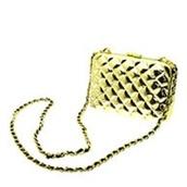 bag,gold,purse,bags and purses,handbag,clutch,metallic clutch