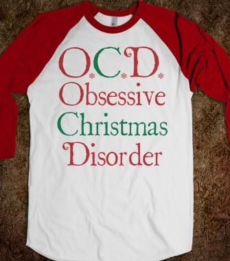 Obsessive Christmas Disorder - WINTERCIRCUS - Skreened T-shirts ...