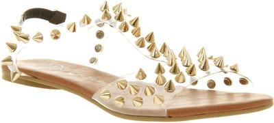 Jeffrey campbell puffer sandal