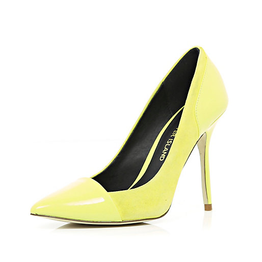 toe cap pointed pumps - heels - shoes / boots - women