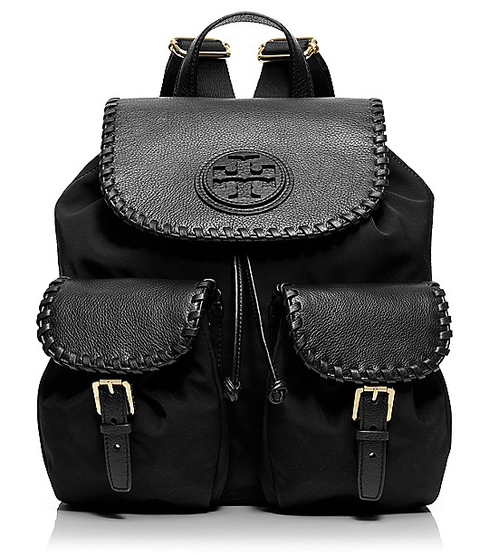 Tory Burch Marion Nylon Backpack  : Women's View All | Tory Burch