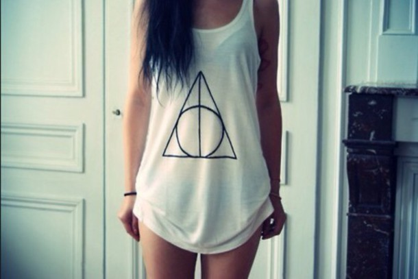 tank top harry potter