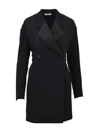 jacket wool jacket wool black