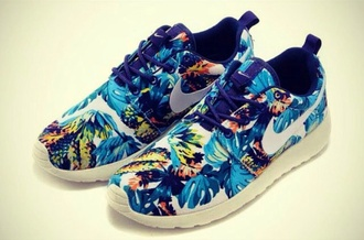 shoes flower shoes flower nike running shoes nike roshe run nike