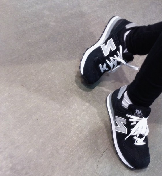 White Hipster Shoes