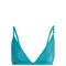 Bad love triangle bikini top